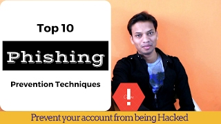 Is your account SAFE ? Top 10 Phishing Prevention Techniques | Secure your Account