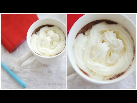 How I Make Hot Chocolate | Debasree Banerjee
