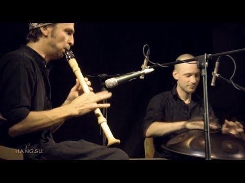 Nadishana - Kuckhermann, halo-duclar duo @ Hang Festival, Moscow