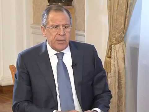 "Sergey Lavrov gives interview to ""France 24"" (eng.)"