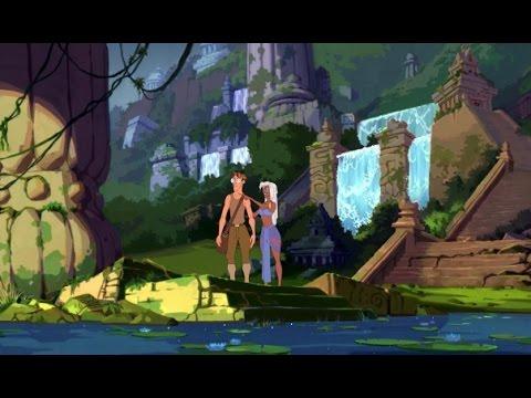 Атлантида: Затерянный мир (2001) - Трейлер мультфильма