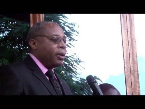Le Vice Gouverneur du Nord Kivu invite les journalistes à faire un bon usage du centre de presse fin