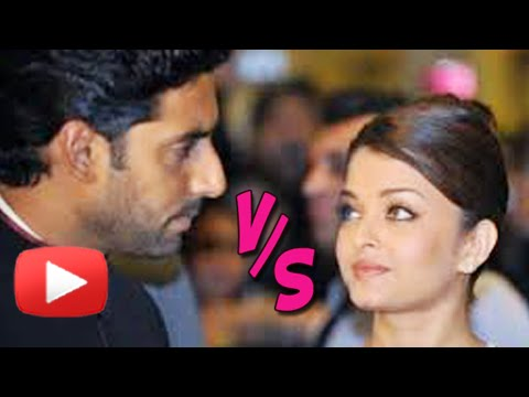 Omg! Clash Between Abhishek Bachchan & Aishwarya Rai? - Find Out! video