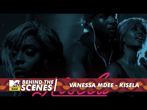 Behind the scenes of Vanessa Mdee's Ft Mr. P - Kisela
