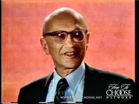 Milton Friedman: The Problem of Bureaucracy
