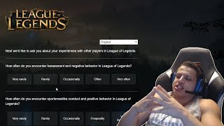 RIOT GAMES IS ASKING ME FOR ADVICE