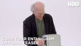 Curb Your Enthusiasm: Season 10 | Official Teaser | HBO