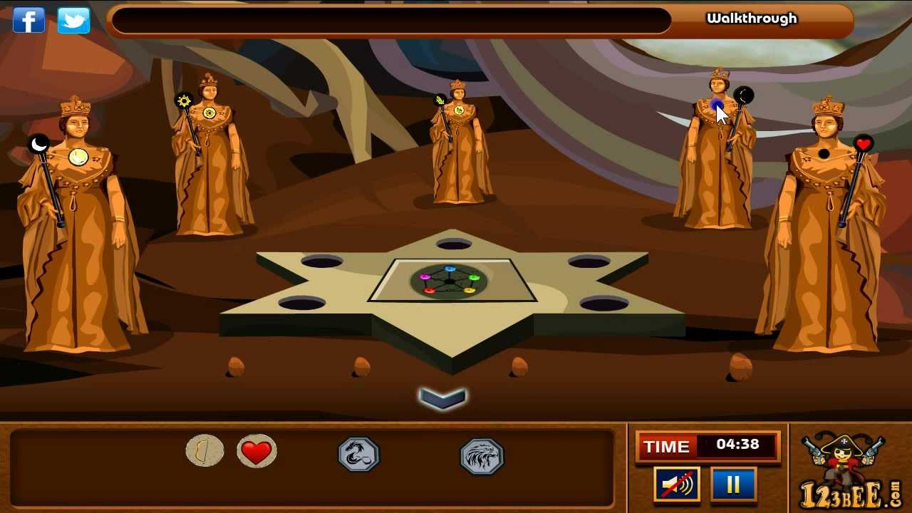 Mystic Room Escape Walkthrough
