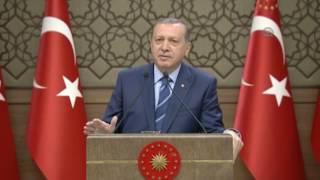 Cumhurbaşkanı Erdoğan: Bu millet imanlı çılgın Türkler