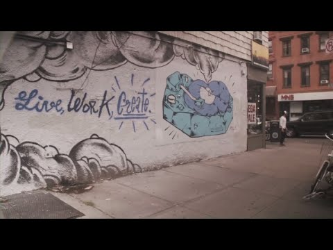 New York City – Capital of Creativity