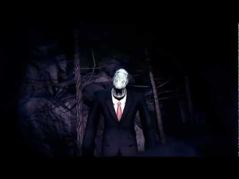 Slender the Arrival (beta) - Glitched Slender Man