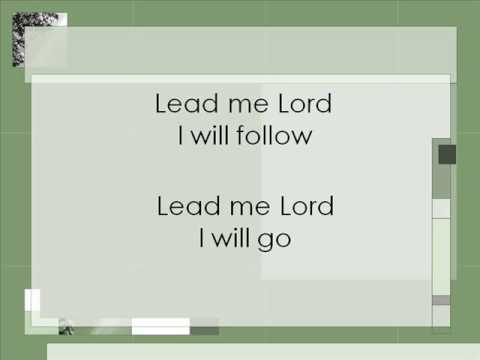 Lead Me Lord video