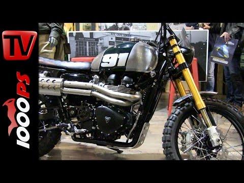 MOTO 91 Umbauten | SWISS-MOTO 2015
