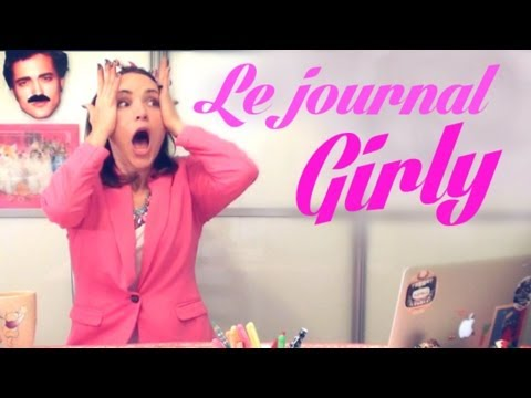 Le Journal Girly – Natoo