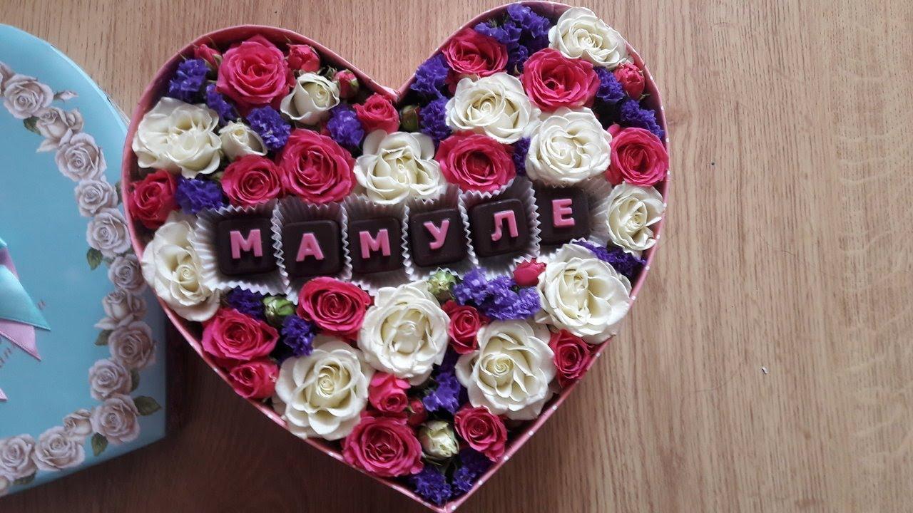 Смотреть подарок на день рождения маме