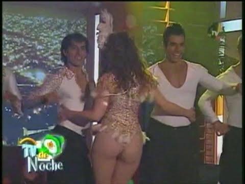 SEXY BAILE DE RAQUEL BIGORRA