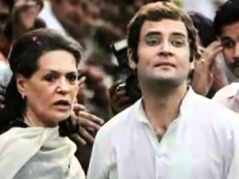 RAHUL GANDHI upcoming Prime Minister of INDIA   {Ruk jana nahi} song by PARVEZ NANDED