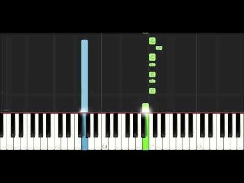 XxxTentacion - Dead Inside (Interlude) (EASY Piano Tutorial)