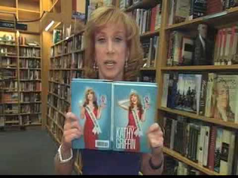 Kathy Griffin talks about her memoir OFFICIAL BOOK CLUB SELECTION