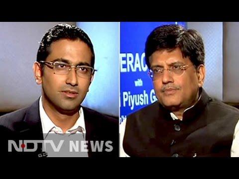 UDAY will focus On efficiency: Piyush Goyal