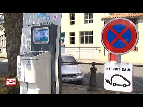 Luçon : des bornes pour voitures électriques
