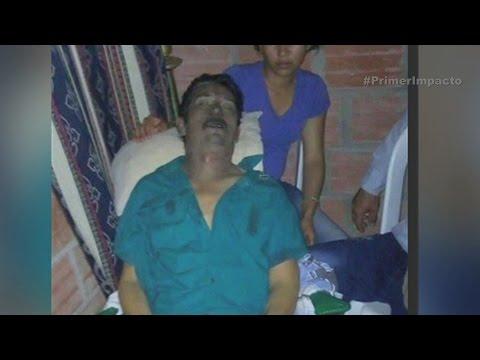 Conmoción en Colombia: estaba muerto, pero abrió los ojos mientras lo velaban