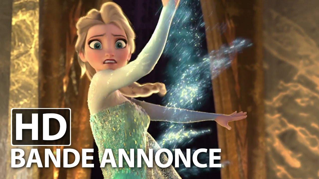 La reine de neiges disney bande annonce fran ais - Reine de la reine des neiges ...