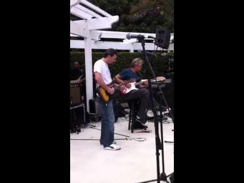 Jay Gore and Jeff Golub play Jimi Hendrix's Little Wing