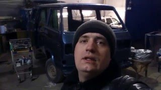 "VolksWagen T3 - Конец ремонт ""Все готово"""