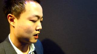 CES 2012_ Walkthrough of PlayBook OS 2 by Jon Wong of RIM