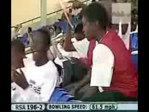 Herchelle Gibbs Six Sixes In A Over In 2007 video