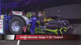 Light Modifieds Ahoy 2018 Tractor Pulling by MrJo
