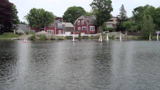 Vintage Marblehead Race @ Redds Pond May 26, 2012