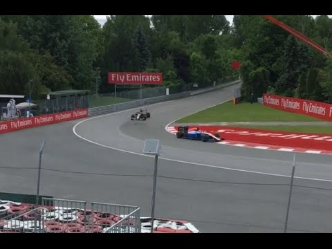 F1 2016 Canada : Some of Action From Free Practice 1, Felipe Massa Crash Included