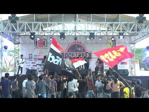 Lombok Lokal Px125 band ROCKTOBER#2 part.3 selesai