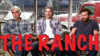 Ashton Kutcher Saddles Up for Netflix's THE RANCH