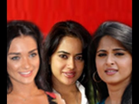 Anushka OUT & Sameera IN in Viswaroobam