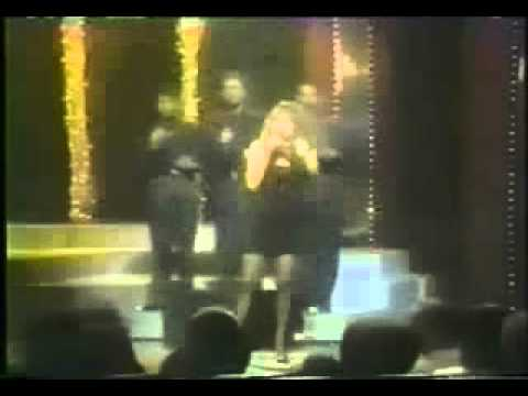 Mariah Carey - Love Takes Time (The Apollo Theater 1990)