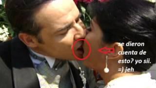 Victoria Ruffo y Cesar Evora  Vives en Mi  [ SÍ ES REAL ]