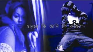 Ore Nil Doriya Lyrics In Bangla Pantho kanai