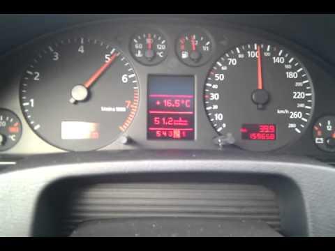 Audi A6 Avant 4 2 V8 Quattro 2000 Acceleration Youtube