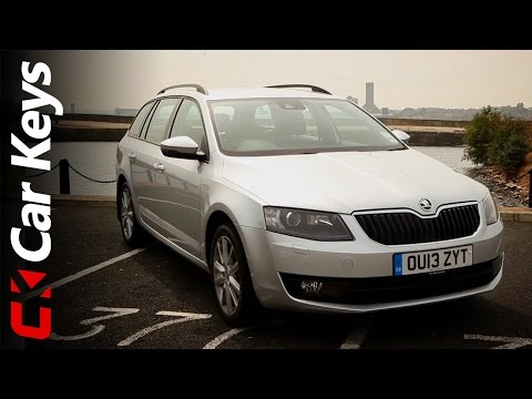 Skoda Octavia Estate review