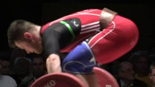 German Weightlifting League 2013 Final Snatch