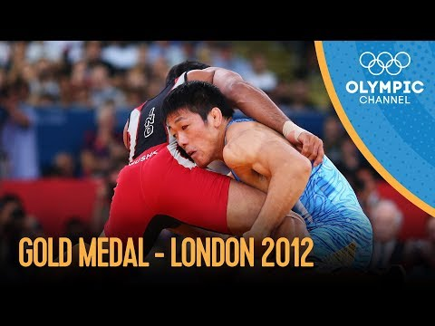 Men's Wrestling Freestyle 66kg Final - India v Japan | London 2012 Olympics