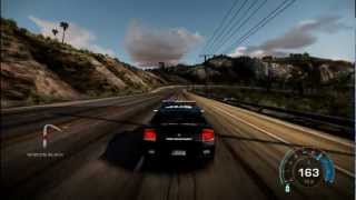 Need For Speed Hot Pursuit car review: Dodge Charger SRT8 Police Car
