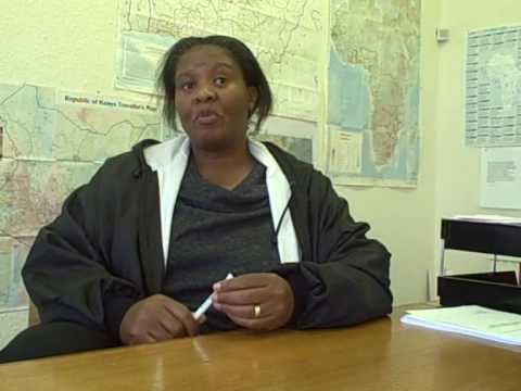 Introducing Mahali Hlasa, Lesotho Programme Director video