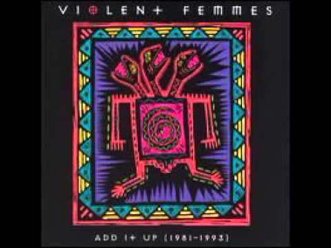 Violent Femmes - Living a Lie