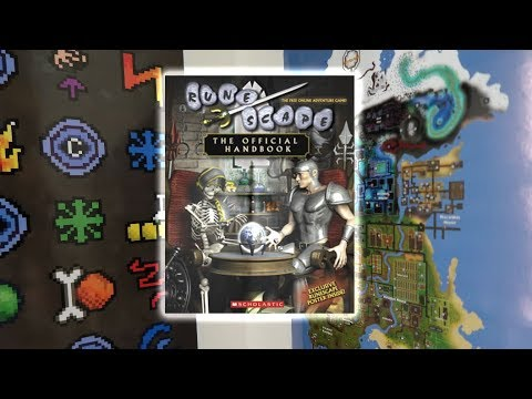 Reading the 2006 RuneScape Handbook (100,000 Subs)