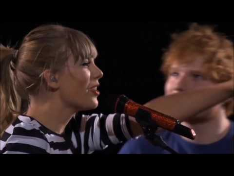 Download Lagu Taylor Swift - Everything Has Changed ft. Ed Sheeran (DVD The RED Tour Live) MP3 Free