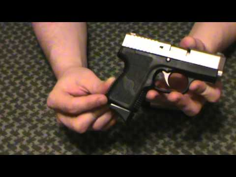 Kahr CM9 Pearce Grip Extension Review